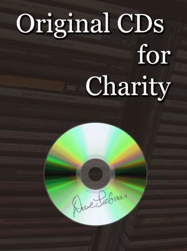 Original CDs of Charity