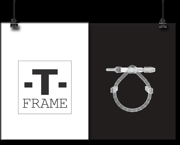 T-frame Ligatures - Silverstein Works